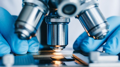 Scaling biomedical research in the cloud with SciOps microscope image