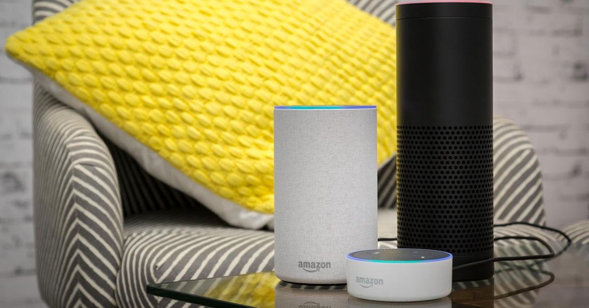 Amazon Alexa launch