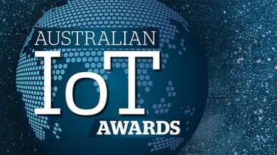 Australian IoT Awards Award Winner