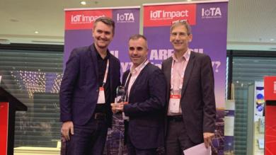 CRN awards winners