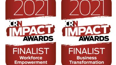 CRN Awards logos