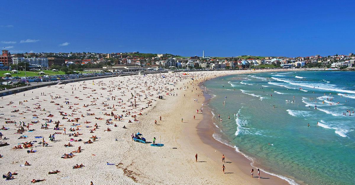 Bondi Beach Sydney Australia