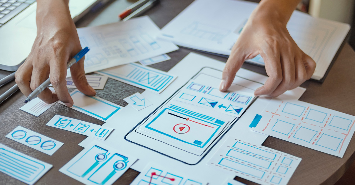 User experience mobile design