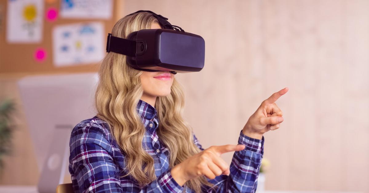 Virtual Reality Example