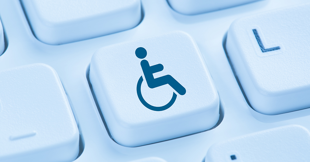 Website accessibility guidelines