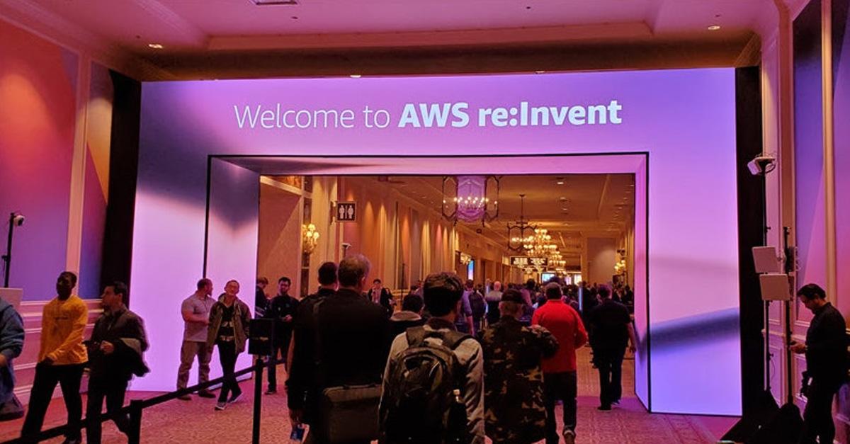 AWS Technology Event