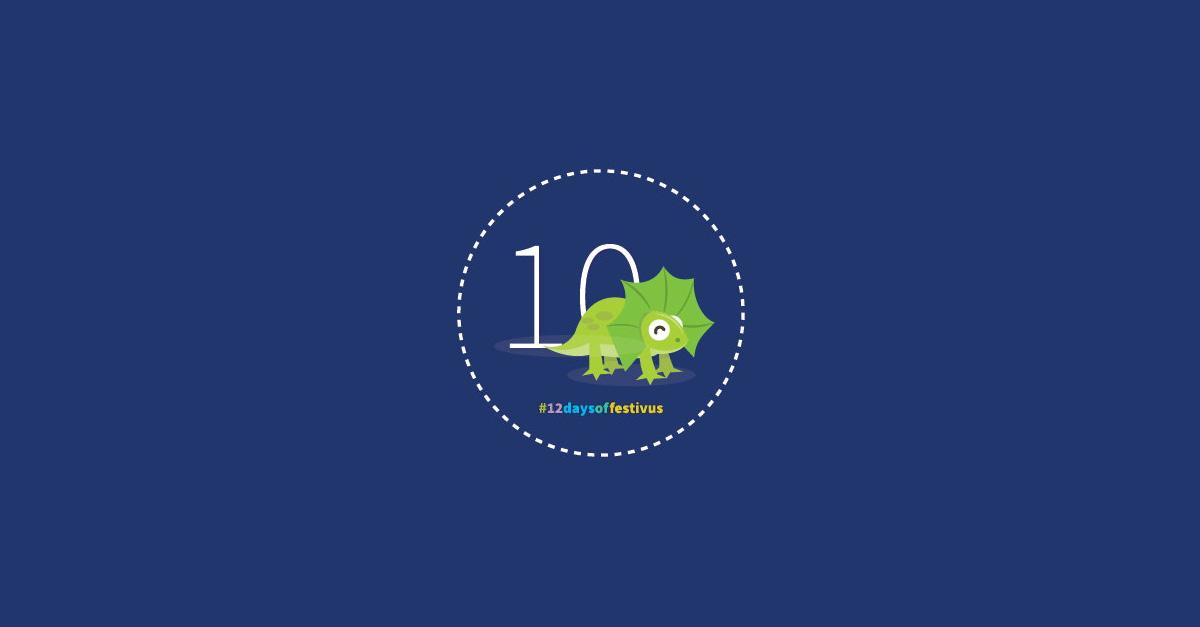 12 Days of Festivus day 10