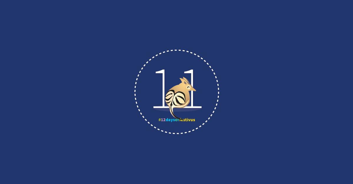 12 Days of Festivus day 11