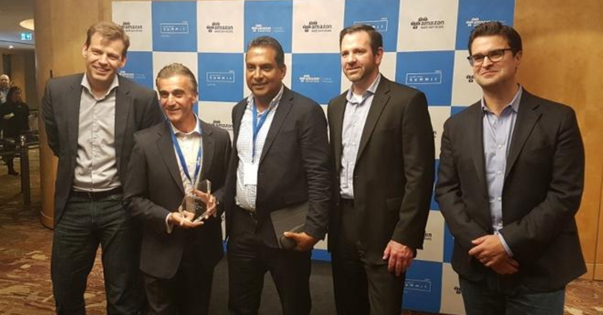 AWS Consulting Partner of the Year 2016