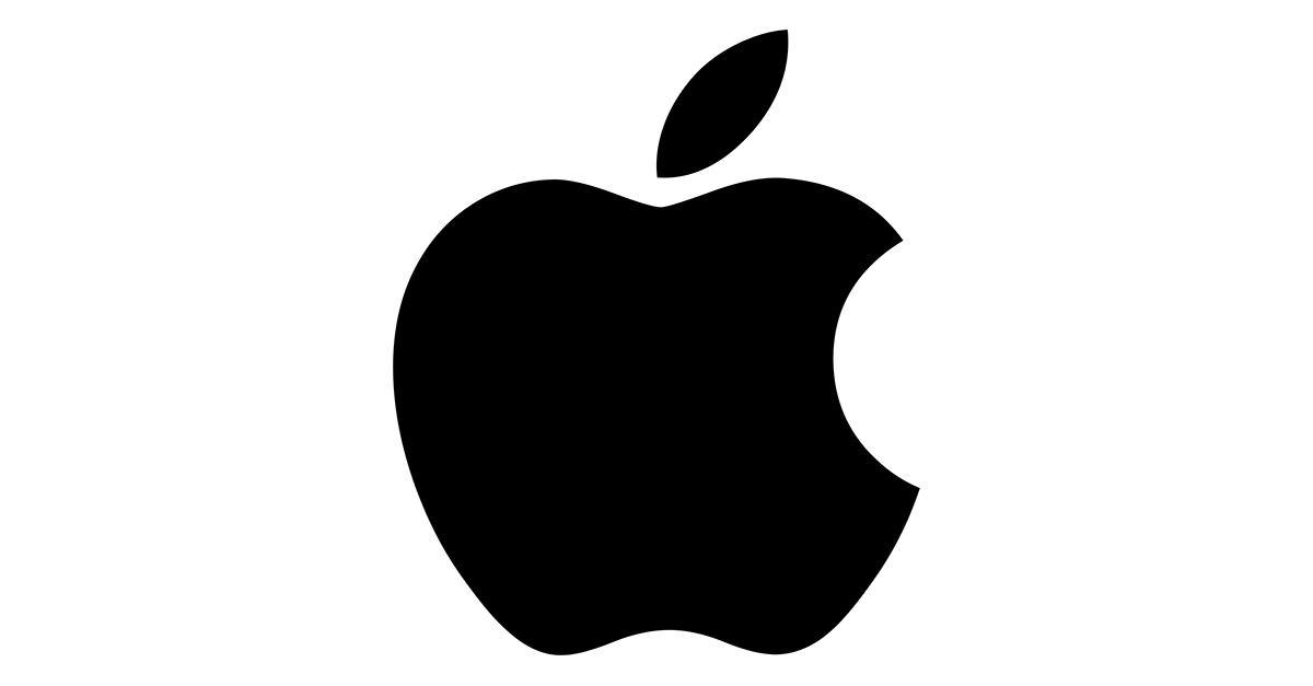 Apple logo music