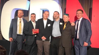 CRN Impact Award Winners 2017