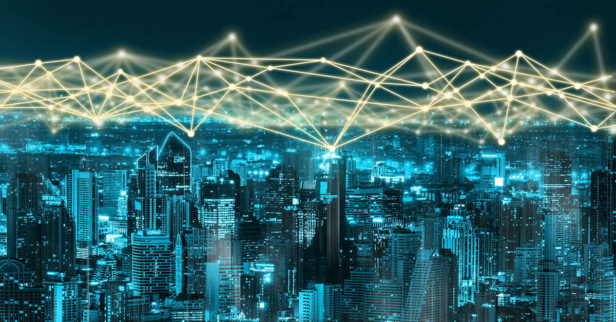 Internet of Things smart city