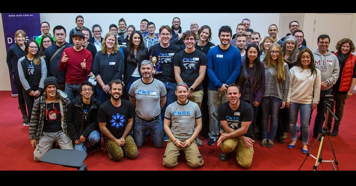 Melbourne RHoK hackathon 2015