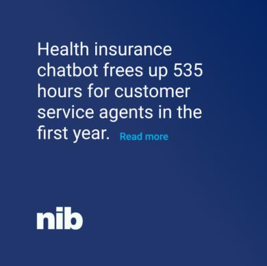 NIB Chatbot for health insurance