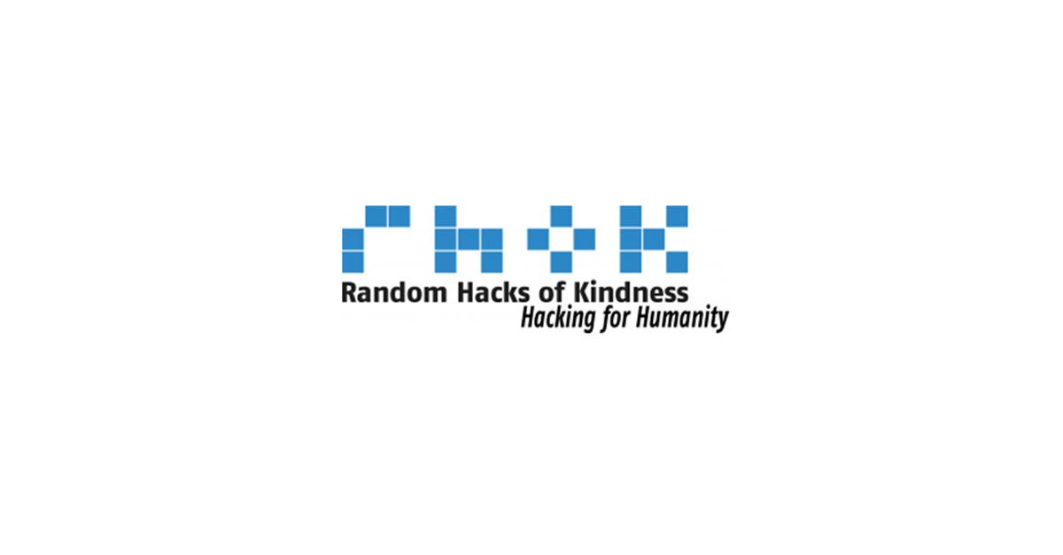 Random Hacks of Kindness Regional Partner