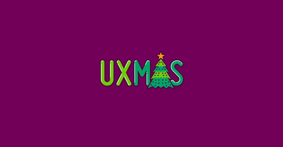 UXmas digital advent calendar