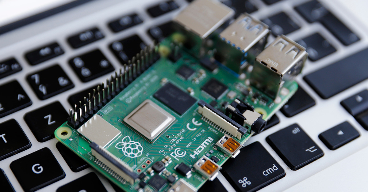 Raspberry Pi hardware